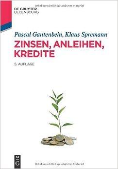 Zinsen, Anleihen, Kredite ( 15. September 2014 )