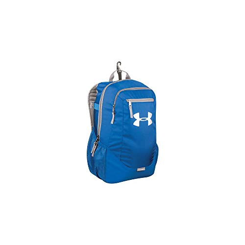 Under Armour Hustle II Kids Baseball Softball Bat Backpack Equipment Bag, Blue