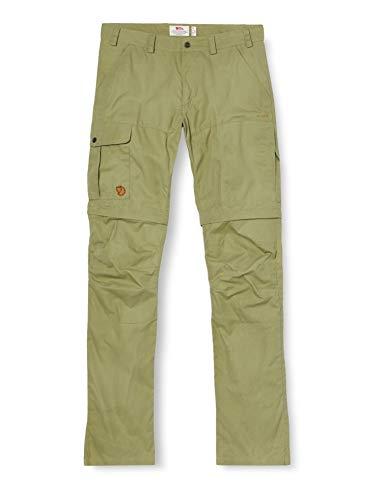 FJÄLLRÄVEN Fajllraven Karl Pro Zip-Off Pantalon M Un Pantalon Homme 235-Savane FR: S (Taille Fabricant: 46)