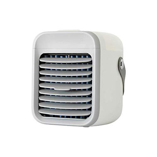 Blaux Tragbare AC - Mobile Klimageräte Wiederaufladbare Klimaanlage Wassergekühlte - Portable USB 2000mAh - Schnelle Kühlung in Sekunden 30 Just - Mini Persönliche Klimageräte