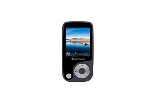 Sunstech THORN8GBTN - Reproductor MP4 de 8 GB (pantalla de 1.8', SD, FM, grabadora)