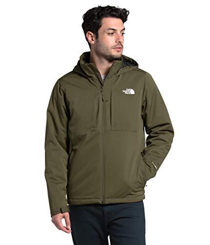 The North Face Men's Apex Elevation Jacket, Burnt Olive Green, XL