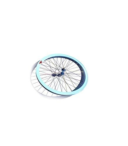 Riscko 003l Rueda Delantera Bicicleta Personalizada Fixie Talla L