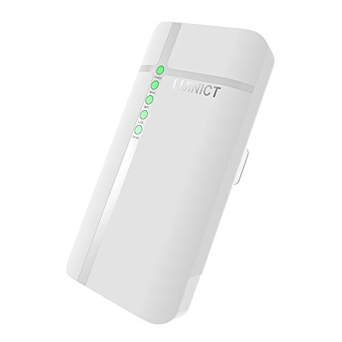 LIJINICT WiFi Hotspot Devices Portable, 4g LTE Mobile WiFi Hotspot, Wireless Router with Sim Card Slot, WiFi Hotspot Devices Unlocked 【Not for Verizon】