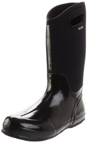 BOGS Damen Klassische hohe Griffe (Classic High Handles), schwarz, 40 EU