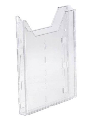 Durable 857919 Prospektschale Combiboxx (A4, Erweiterungsmodul für Combiboxx Prospekthalter)transparent