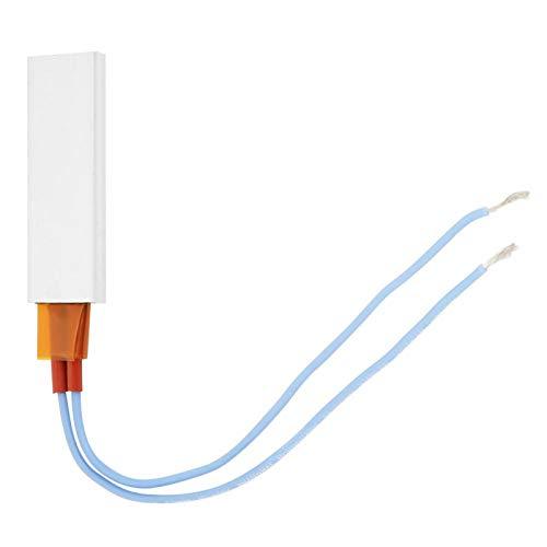 PTC-Heizelement Oberflächenisolierung Thermostatische Heizplatte für Heizlüfter für Joghurtbereiter(12V 120℃)