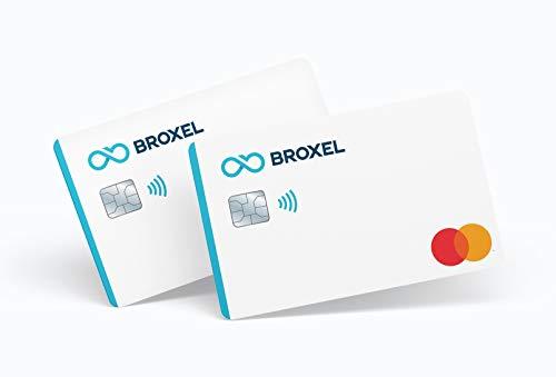 2 Tarjetas Broxel Contactless