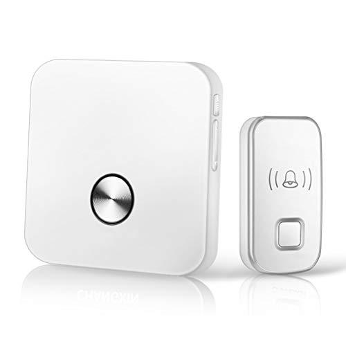 Xxw Deurbel Draadloze Home Deur Ling Patiënt Ouderen Nummer Afstandsbediening Elektronische Intelligente 52 Ringtone Muziek