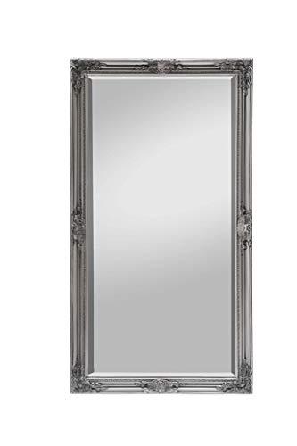 Lnxp Roko ripetitivo 45 x 38 cm Specchio ovale da parete con doppio colore stile barocco rinascimentale stile barocco W-G