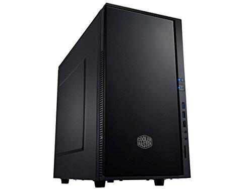 Intel i7 6700K QuadCore; 32GB RAM DDR4; 250GB SSD; 2000GB HDD; BluRay-Brenner Front-USB 3.0 Cardreader; Asus Z170M-Plus; 550W 80+ Silber PSU; Coolermaster Silencio 352 (gedämmt) Windows 10