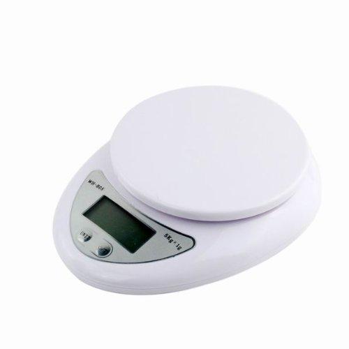 1 X Matek: New 5kg/1g Digital LCD Electronic Kitchen Postal Pocket Scales