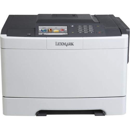 Lexmark CS510de Farblaserdrucker, Wi-Fi