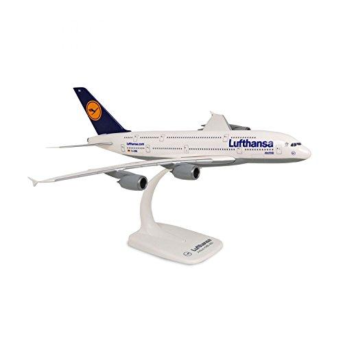 """Airbus A380-800 Lufthansa \""""Berlin\"""" Maßstab 1:200"""