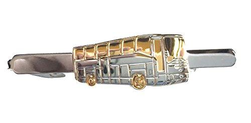 Unbekannt Krawattenklammer modern bus