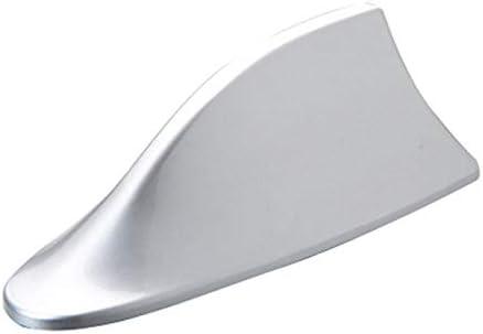 BEESCLOVER Antena de Coche con diseño de Aleta de tiburón, Radio FM, señales de señal para Volkswagen VW Polo UP Skoda Fabia Seat Leon Ibiza