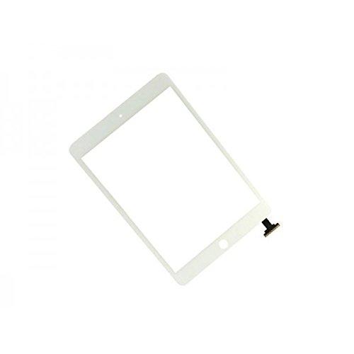 Third Party - Ecran Tactile iPad Mini Blanc Assemblé - 0583215026916
