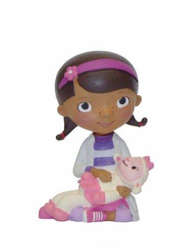 Bullyland - B12901 - Figurine Docteur La Peluche et Caline - Disney - 6 cm