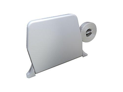 Mini persiana rulos Blanco Orientable con correa 5metros