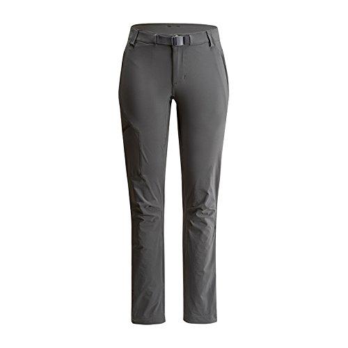 Black Diamond Pantalon softshell Alpine Softshell Pants - Femme's Granite X-Large