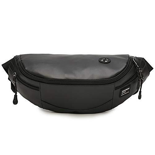 LC-SHBAGS Gürteltasche Gürteltaschen Multifunktions-Outdoor-Sportart Und Weise Laufen Mobile Freizeit Diebstahlsicherungs-Taschen Schulter Brusttasche Schwarz