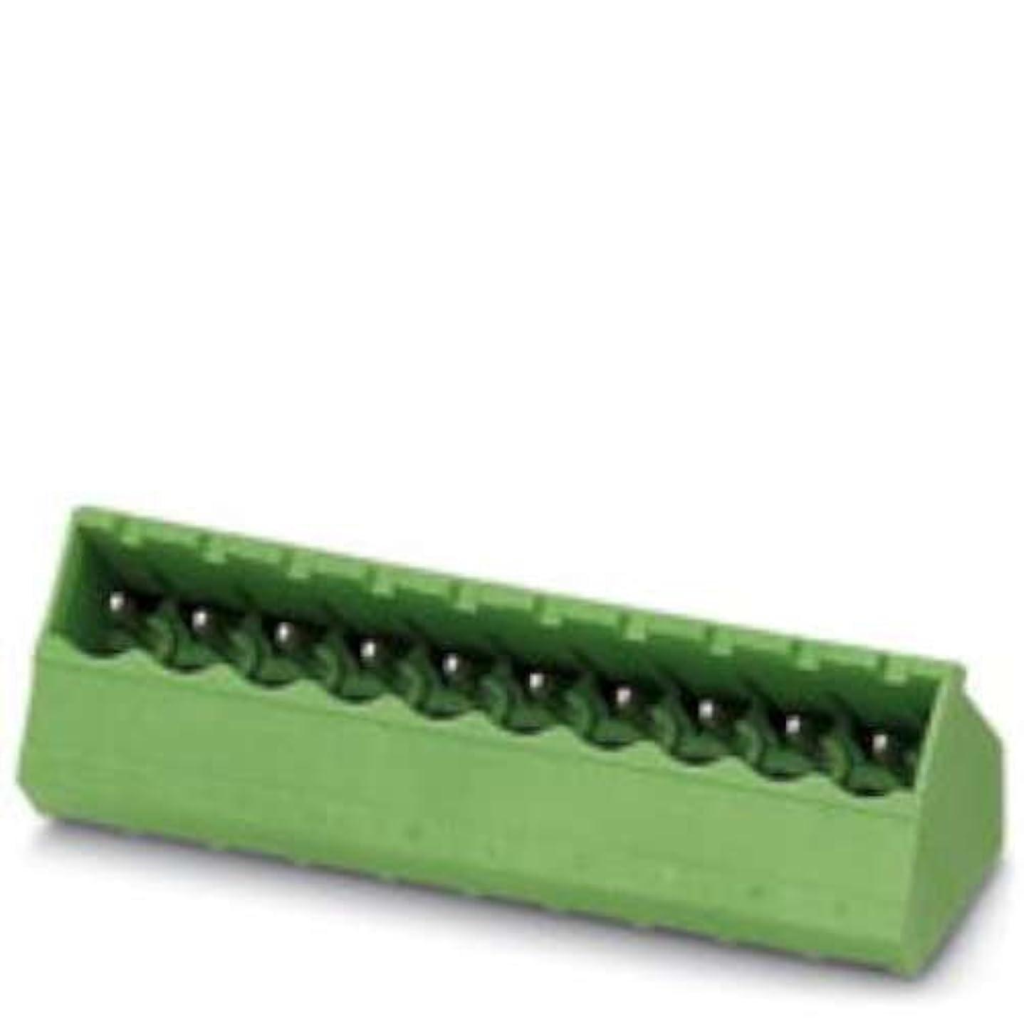 粉砕する靴下起こりやすいPhoenix Contact 基板ヘッダ 17極 ベースストリップ 1769955