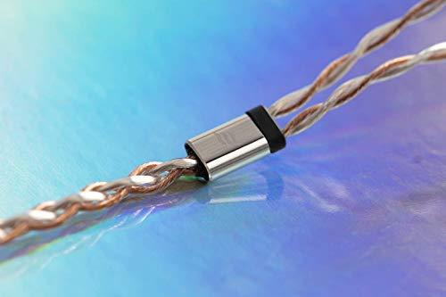Effect Audio Vogue Series Upgrade Cable: Grandioso (MMCX, 2.5mm)