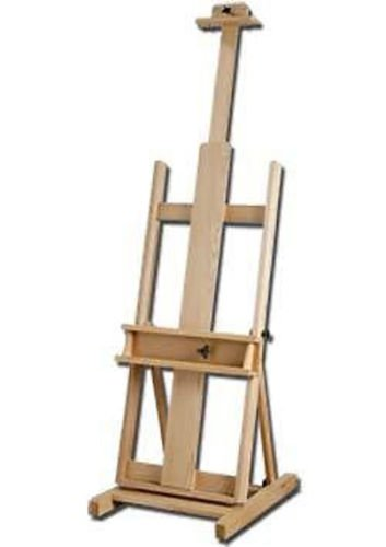 Loxley Artists Art Easels | schizzi cavalletto, cavalletto, cavalletto da studio, radiale (Stirling cavalletto da studio)