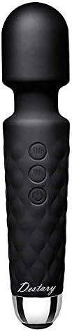 Destary Handheld Powerful Personal Electric Wireless Wand Magic Massager 20 Vibration Models product image