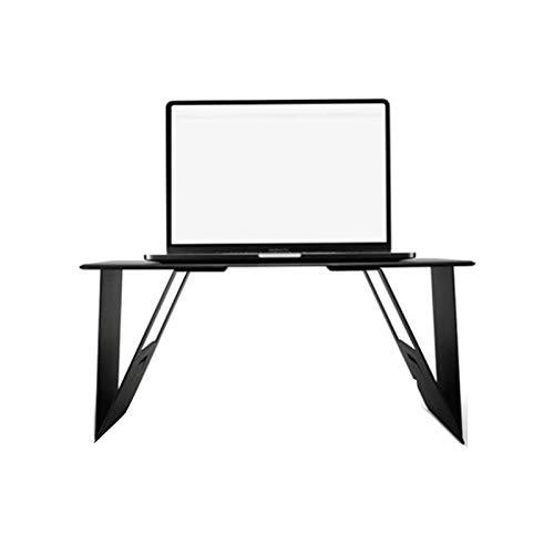 Multifuncional plegable portátil soporte de PC portátil delgado mini escritorio para Tablet PC