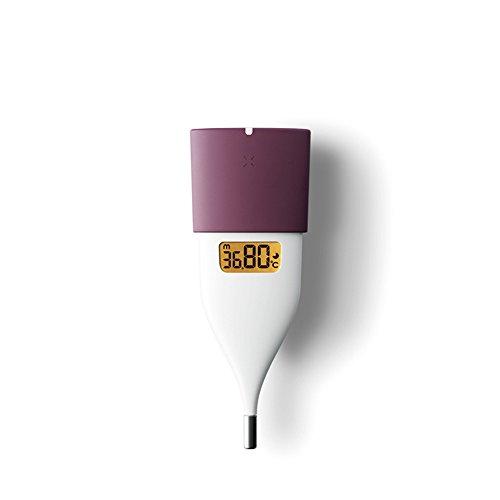 オムロン 婦人用電子体温計 ピンク