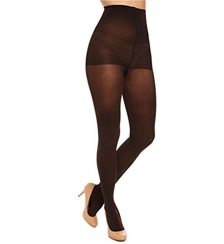 Donna Karan Sueded Jersey Control Top Pantyhose 0B110