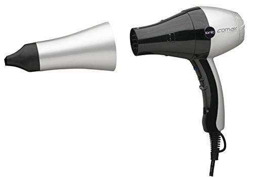 Comair - Haartrockner Magnician Kombination aus kompakt- & klassischem Haartrockner - 1800-2000 Watt
