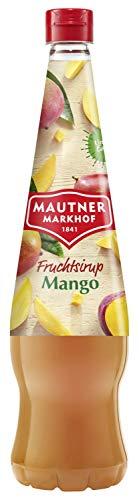 Mautner Markhof Mango Sirup Limited Edition