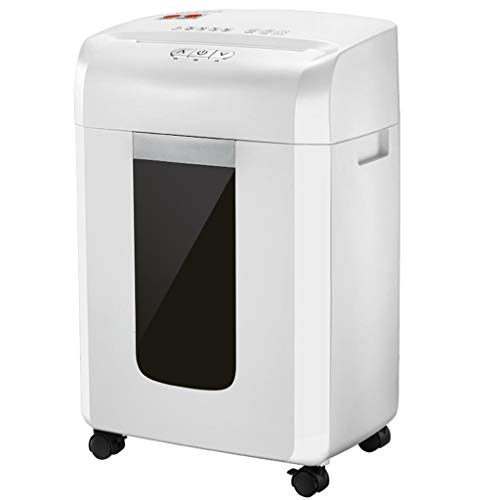 Best Prices! Shredder Nationwel@ Electric High Power, Household Office Commercial Grinder A4 Paper, ...