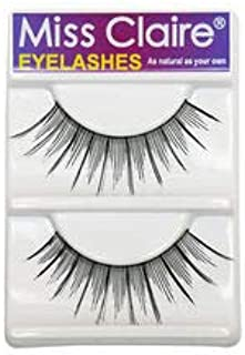 Miss Claire Miss Claire Eyelashes 22, Black, 1 Count, Black,