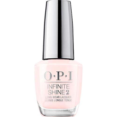 OPI Infinite Shine 2 Long-Wear Lacquer, Pretty Pink Perseveres, Pink Long-Lasting Nail Polish, 0.5 fl oz