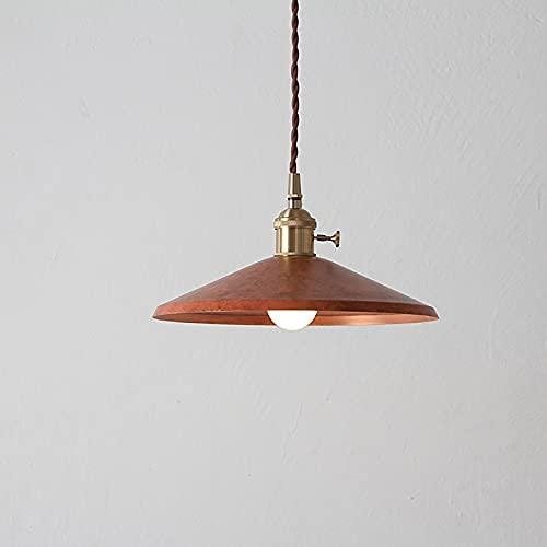 Americano retro araña angustiada áspero oxidado de hierro forjado pelado y desvanecimiento Luz colgante de techo con interruptor de latón Soporte de lámpara E27 Bulbo para Restaurante Veranda Farmhous