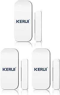 blanco IntelliTag Somfy set de 5 piezas detectores de apertura y vibraci/ón