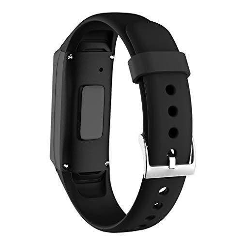 HUANGGUA Smart Watch Fitnessuhr Blutsauerstoff- / Herzfrequenzmesser, Schlaf-Tracker mit 1,55