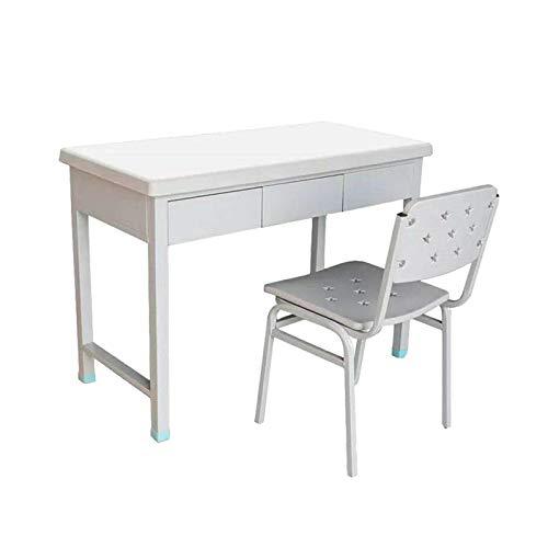 Equipo Escritorios de Oficina en casa Escritorio de computadora con cajón Mesa de Estilo Simple Moderno para Oficina en casa Estación de Trabajo Escritorio de Escritura