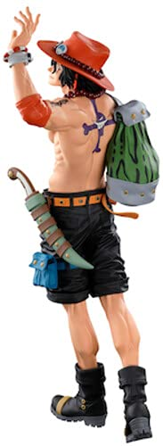 Banpresto One Piece World Figure Colosseum 3 Super Master Stars Piece The Portgas.D.Ace [The Original]