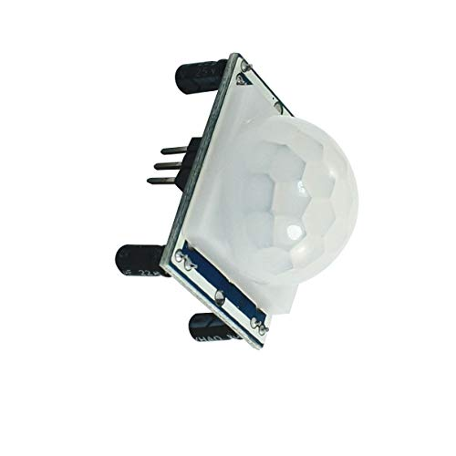Aexit HC-SR501 Pyroelectric Controls & Indicators PIR Infrared Human Body Detecting Motion Actuated Switches Sensor Module