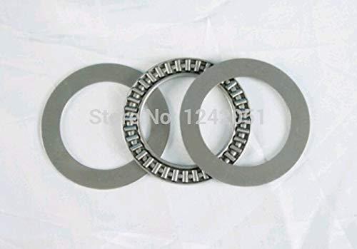 MAO YEYE 2pcs Thrust Needle Roller AXK5578 55 78 5mm Max 74% OFF Bearing 1 year warranty x