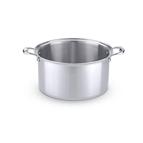 Heritage Steel 12 Quart Stock Pot - Titanium...