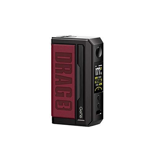 Vo. Opoo Drag 3 Box Mod ecigarette 177W Dual 18650 Battery Box Mod Mod Vape Mods (No 18650 cell)