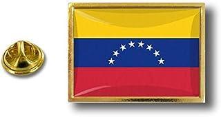 Spilla Pin pin's Spille spilletta Giacca Bandiera Distintivo Badge Venezuela