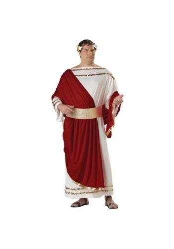 California Costumes 01637 - Déguisement adulte Empereur Romain César Pour Hommes Taille 3XL