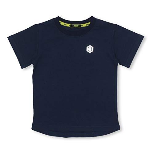 BABYDOLL(ベビードール)BBDL バックロゴTシャツ 3953K 100cm ネイビー