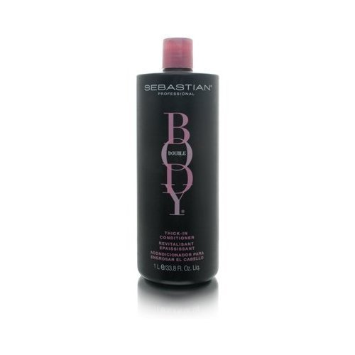 Sebastian Professional Body Double Body Thick-In Conditioner 33.8 oz by Sebastian Body Double